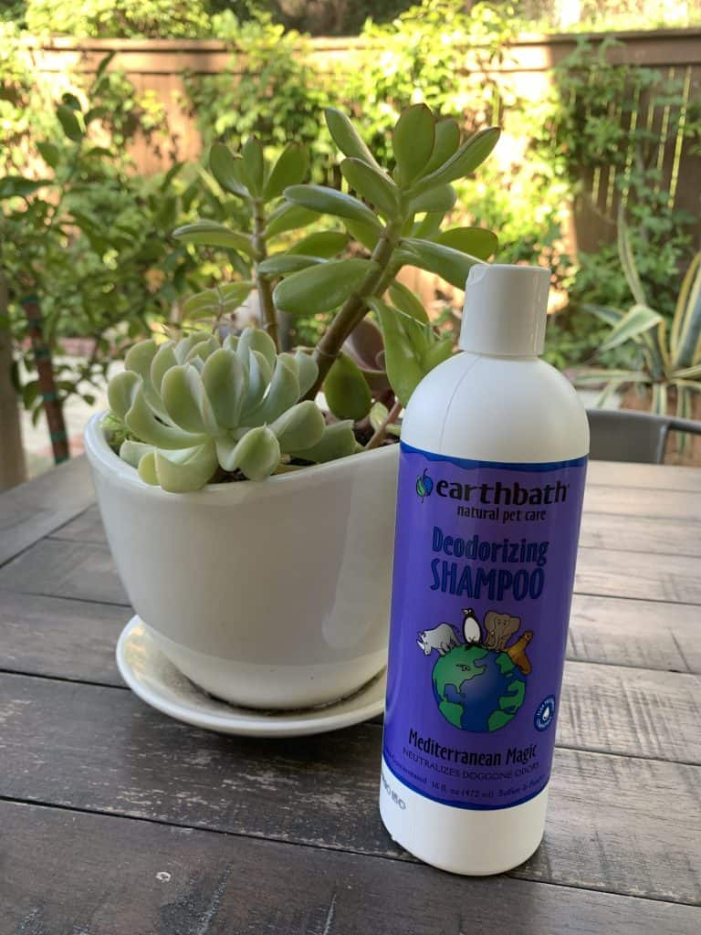 Earthbath All Natural Mediterranean Magic Dog Shampoo