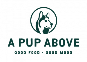 A Pup Above logo